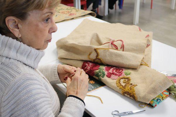 Formação Atelier de Tapeçaria Arraiolos