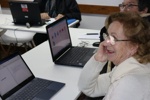Formação em Informática para Séniores